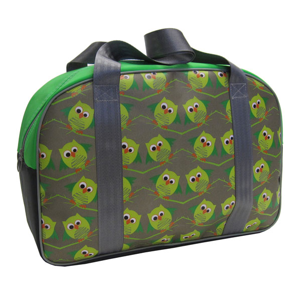 OWL Round-Top Tote
