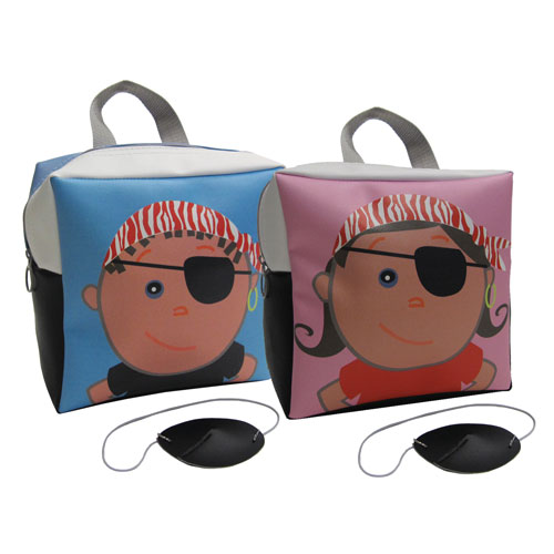 Little Packrats PIRATE Backpacks