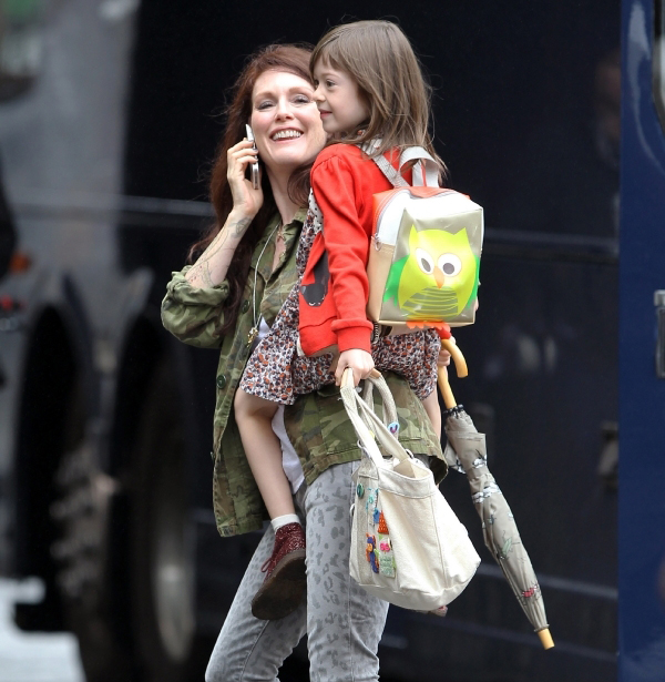 What Maisie Knew Owl Backpack